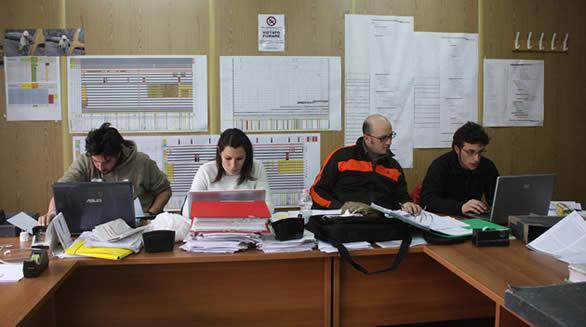 Metanodotto Cremona-Sergnano, lavoro sull'archivio di scavo