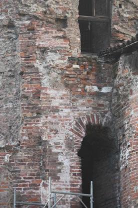 Restauro Torre Romana a Milano